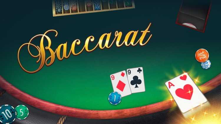 baccarat คือ